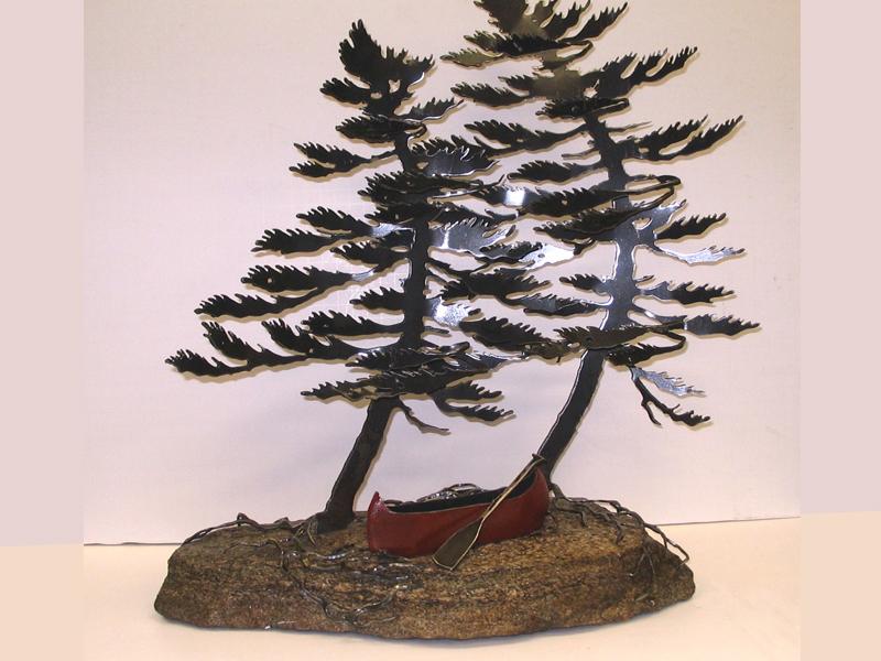 Slider-TwoMetalTrees
