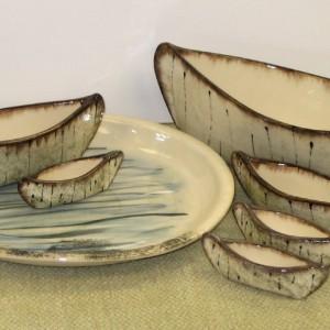 Susan Robertson - Canoe Series