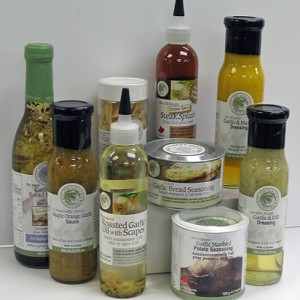 Garlic Products