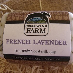 Cross Wind Soap - Lavender