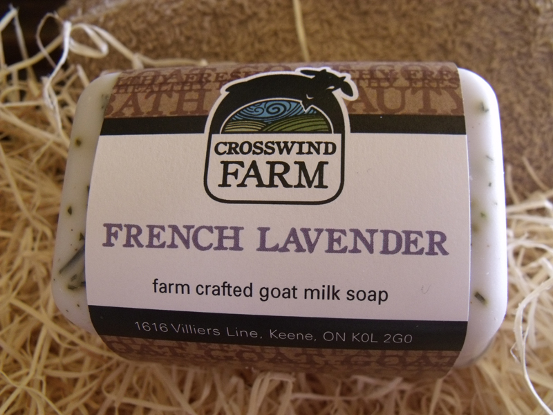 Cross Wind Soap – Lavender