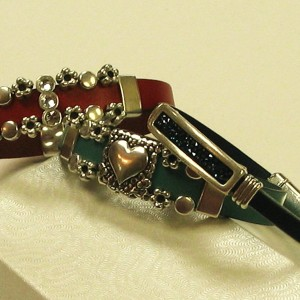 Leather Bracelet Combo