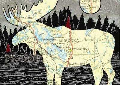Alan Dhingra Map Prints