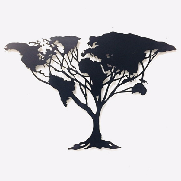 Anvil Island World Tree