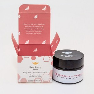 Bee Savvy Honey Body Balm