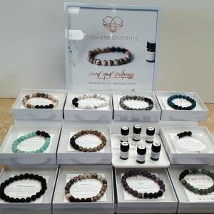 Bracelets - Drops of Gratitude