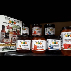 Hot Mama's Pepper Jelly
