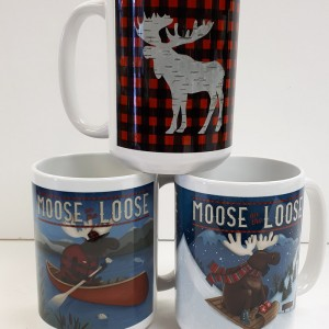 Mugs - Moose