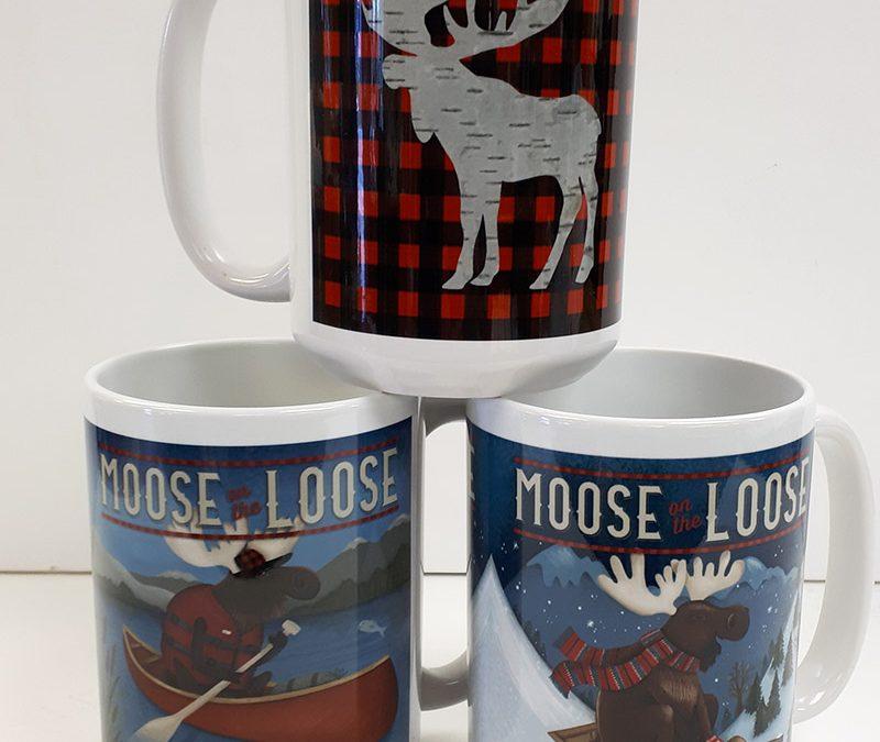 Mugs – Moose