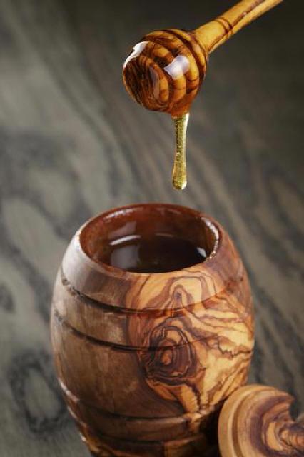 Olivewood – Honey Jar