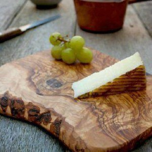 Olivewood - Rustic Cheese Board