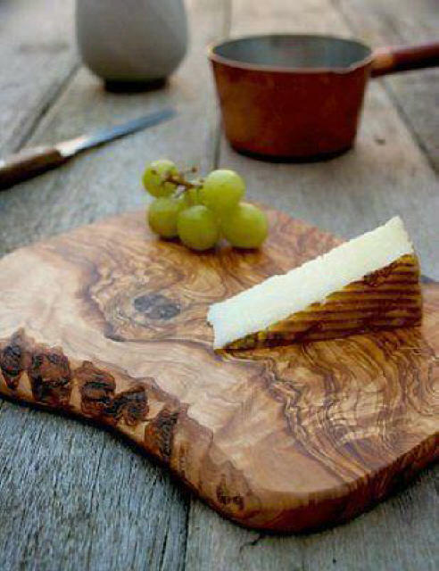 Olivewood – Rustic Cheese Board