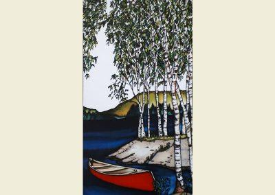 Renée Bovet – Canoe