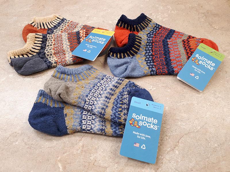 Solmate Socks – New Ankle