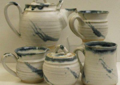 Stonethrow Pottery – Glacier Blue