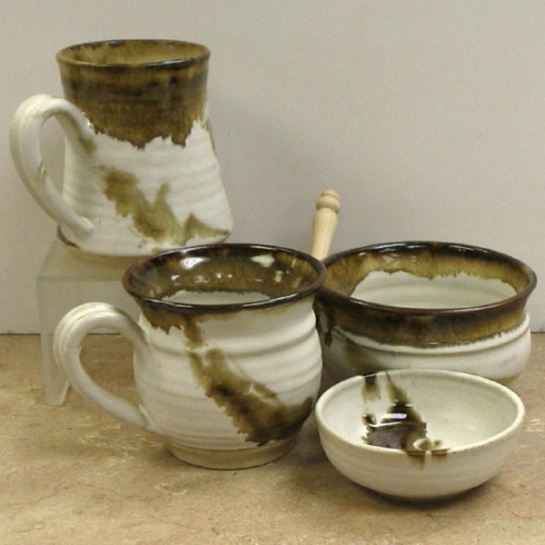 Stonethrow Pottery – Maple Taffy