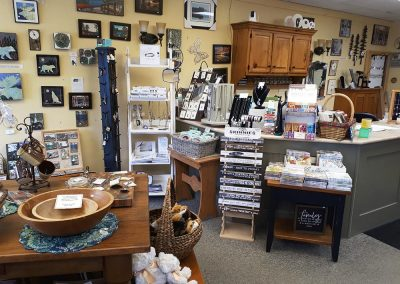 The Corner Cabinet store interior