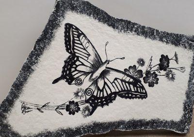 ADor Butterflies & Flowers
