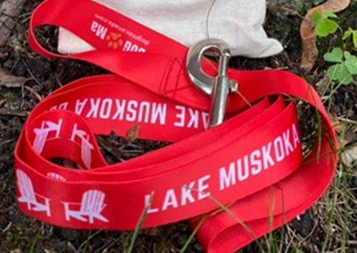 Dog Leash – Lake Muskoka